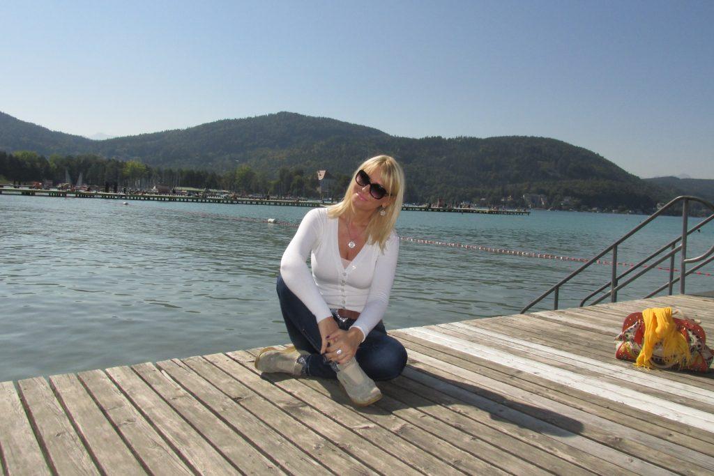 Na dokovima jezera Veterze