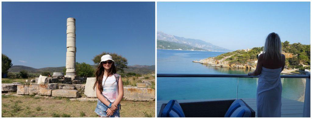 Istorijski turizam i idealna klima, deo su ponude ostrva Samos