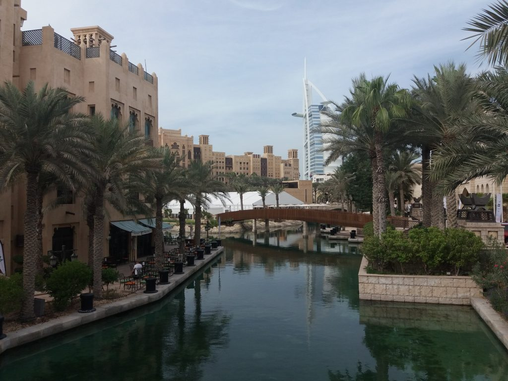 Burdz el Arab - jedan od najslikanijih motiva Dubaija