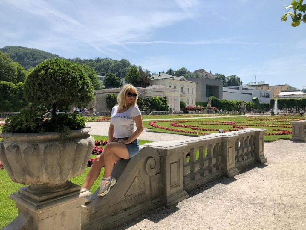 Mirabelini vrtovi, jedan od mnogobrojnih parkova Salzburga