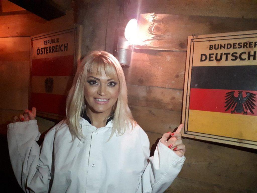 I pod zemljom: Državna granica izmedju Austrije i Nemačke