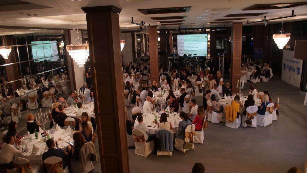 Nekoliko stotina zvanica prisustvovalo je gala večeri posvećenoj Dubaiju kao destinaciji