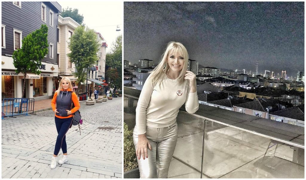 Istanbul danju i Istanbul noću